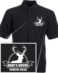 Bucks Tshirts stock design