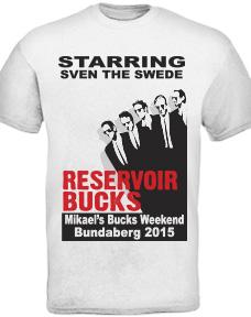 Custom bucks tshirt ideas