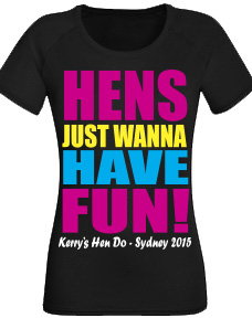 Hens Party Shirts stock logo