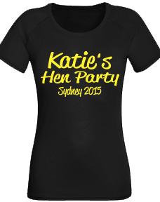 Classy Hens T-Shirt design