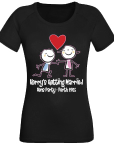 Classy Hens night T Shirt design