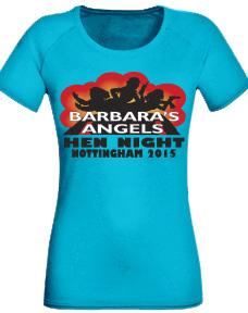 Personalised Hen Night T-Shirts design
