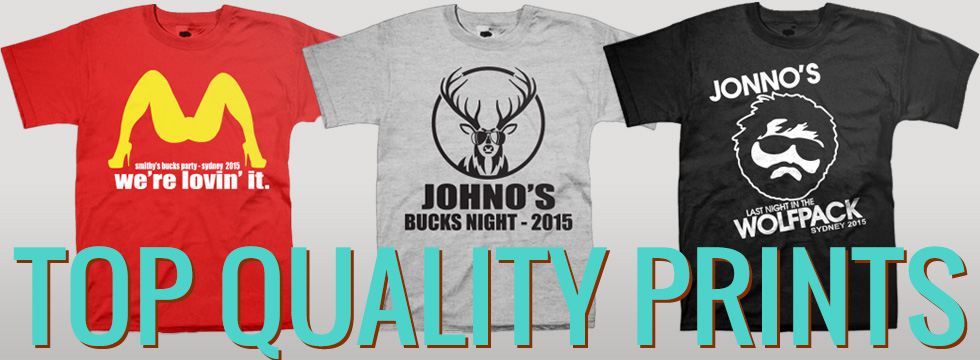 Buck night t shirts