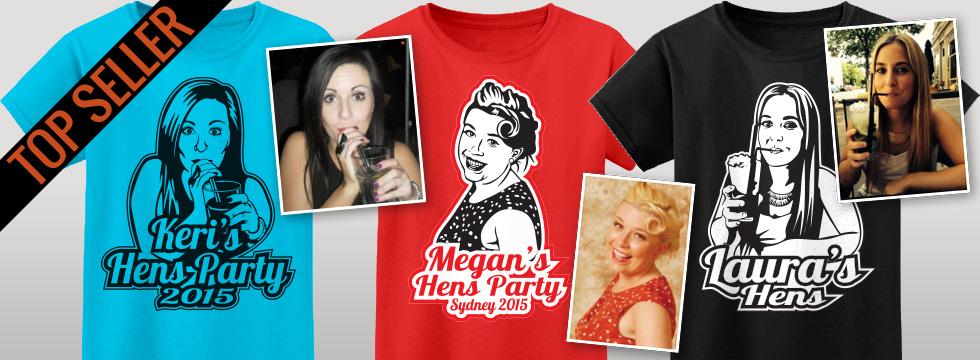 Hen Night T-Shirts