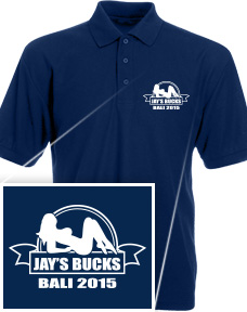 Bucks Shirts custom printed tshirt design