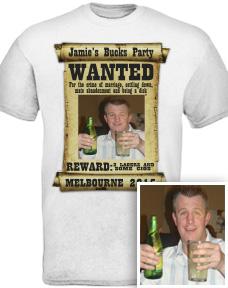 Bucks Night T Shirts