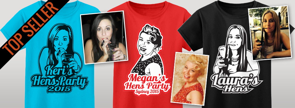 Hen Night T-Shirts